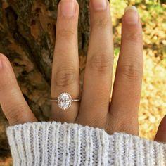 Stunning stone engagement rings 52 | GirlYard.com