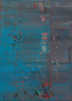 Gerhard Richter ~ Abstract Painting, 1987