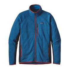 PATAGONIA MEN'S PERFORMANCE BETTER SWEATER™ FLEECE JACKET