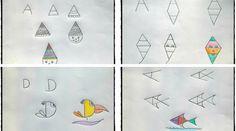 Varázsold el a gyereket aranyos rajzokkal akkor is, ha ügyetlen vagy!