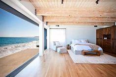 Mathew Perry's beach home.