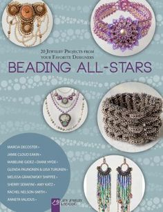 Beading All-Stars: 20 Jewelry Projects from Your Favorite Designers by Lark Crafts.