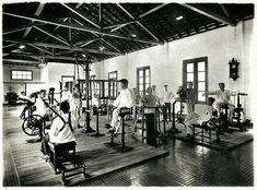 Zander instituut, militair hospitaal, Cimahi, Java, Indonesië (1919-1930)