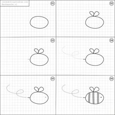 1000 images about draw doodles how to on pinterest for Learn to draw simple things