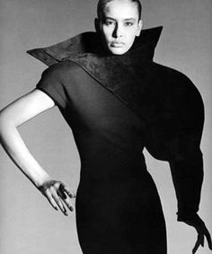 Claude Montana, 1980s fashion.. www.fashion.net