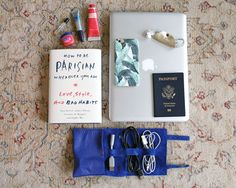Pack Your Backpacks: Ten Things I Always Travel With — bows & sequins