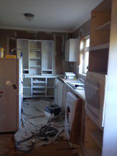 Kitchen makeover Furniture, Wooden Kitchen, Kitchen Restoration, Kitchen Makeover, Bespoke Kitchens, Kitchen, New Kitchen, Restoration, Kitchen Paint
