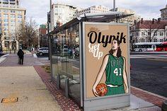 Olynik Get Up on Behance