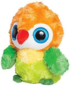 Yoohoo and Friends 8-inch Lovlee Love Bird Plush Toy by Aurora