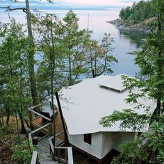Rockwater Secret Cove Resort, Halfmoon Bay, B.C.  Why it's cozy: Wooden walkways meander through the forest where the resort's roomy, light-filled, adults-only canvas tent suites—with king-size duvets and a complete bathroom including hydrotherapy tubs for two—perch above the blue water.  What's out the door: A quiet stretch of British Columbia's Sunshine Coast, so unspoiled and awe-inspiring, it's sometimes hard to imagine that anyone but a bald eagle or two has been here before you.  Who…