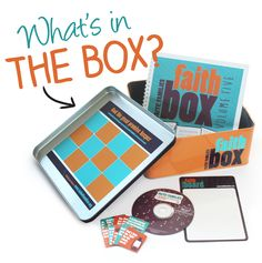 Faith Box - includes 1 manual and much more —