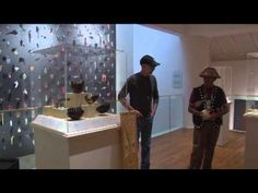 Greg Archuleta is joined by Greg Robinson to discuss a Wasco mortar (c. 1800) and other art in the Museum's Native American Art collection for the August 201...