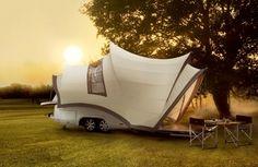 opera luxury camper trailer - Welcome camping to the world of luxury with the Opera Luxury Camper Trailer. This fully-loaded camper trailer is a glorious creation of pampered pr. Camper Diy, Popup Camper, Travel Camper, Luxury Campers, Kombi Home, Tent Design, House Design, Vw Vintage, Pt Cruiser