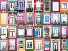 Fenster in Porto | Puzzles