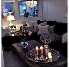 cozy, decor