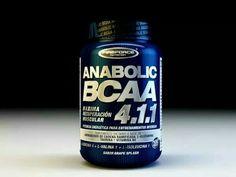 El flamante Anabolic Bcaa de Fireforce Nutrition