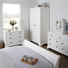 New England Bedroom Furniture | Painted New England Furniture ...