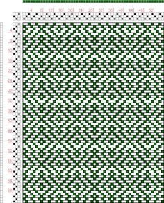 Hand Weaving Draft: Page 127, Figure 3, Donat, Franz Large Book of Textile Patterns, 3S, 3T - Handweaving.net Hand Weaving and Draft Archive