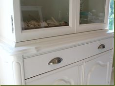 tips on painting furniture WITHOUT sanding