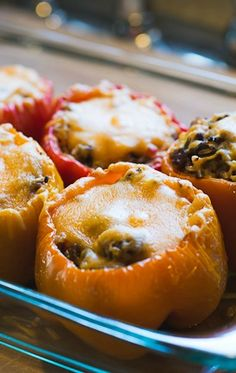 The Best Stuffed Peppers Recipe - This is my own personal favorite recipe for stuffed peppers, and from what I've been told, more than a few people would agree. This is a MUST PIN!