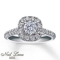 I want this!! Neil Lane Bridal® 1 1/8 Carat t.w. Diamond Ring