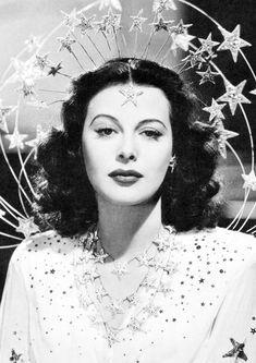 Hedy Lamarr Monochrome Photo Print 27 Size - 210 x - x Hedy Lamarr, 1920s Hair, Carmen Miranda, Moving To Paris, Hollywood Walk Of Fame, Esquire, Classic Beauty, Prints For Sale, Order Prints
