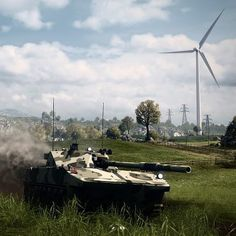 Tank Superiority on the Armored Shield map from Armored Kill.