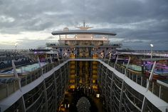 Allure of the Seas '13 by Mhel63, via Flickr