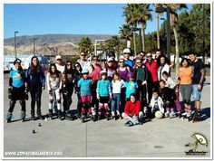 Patinaje Domingo en Almeria con Club Patinalmeria!