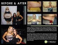Photo of the day! Did anyone see Ashley Johnson results on Extreme Makeover Weight Loss Edition? She did amazing and we are so honored that It Works wraps were able to help her along her journey. Here are her pics! It Works Wraps, Ashley Johnson, Extreme Makeover, Crazy Wrap Thing, Korean Skincare Routine, Loose Skin, Dry Skin, Skin Tag, Skin Tightening