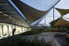 Gallery of Wasit Natural Reserve Visitor Centre / X Architects - 7