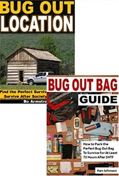FREE TODAY - Bug Out Secrets 2-Box Set: Bug Out Location, Bug Out Bag Guide by Bo Armstrong http://www.amazon.com/dp/B019LT9NG2/ref=cm_sw_r_pi_dp_gG.Dwb1X8Y34Q