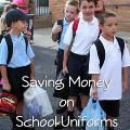Mommy solution #71. Frugal School Uniforms (Kohls Coupon Code)