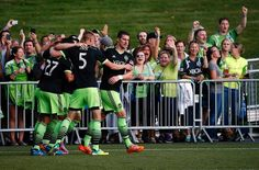 Sounders roll a six to advance to US Open Cup Final