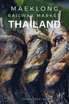 Stalls are packed with everything you can think of eating and a few other wriggly things you'd probably wouldn't dream of putting in your mouth. Thailand Travel Guide, Asia Travel, Railay Beach, Drinking Around The World, Krabi, Koh Tao, Best Cities, Foodie Travel, Street Food