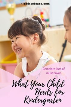 Kindergarten kids need a few things before they go to school. Gentle Parenting, Parenting Hacks, Lifestyle Blog, Make It Simple, Children, Kids, Kindergarten, Flower Girl Dresses, School