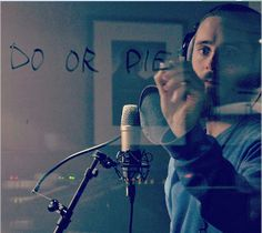 Do or Die - Jared Leto on instagram. Title of the new MARS album maybe?? That would be awesome!!!