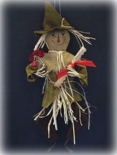 Inspiration: Wizard Of Oz Scarecrow Ornament
