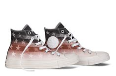"""Get Patriotic with the """"Americana"""" Collection from Converse - SneakerNews.com"""