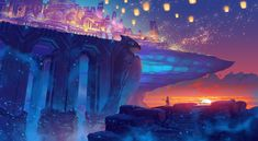 ArtStation - DUELYST - FROSTFIRE FESTIVAL, Counterplay Games