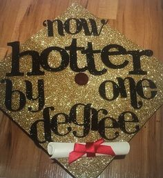 Congrats Class of 2017! Recent college graduates have been decorating their caps with embe...