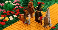 Lego - The Wizard of Oz