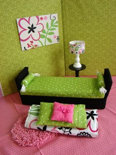 RESERVED for Mamushouse Barbie Furniture by DebsDollRoomDesigns