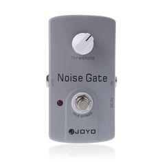 JOYO JF-31 Noise Gate Electric Guitar Effect Pedal Noise Suppressor True Bypass Design
