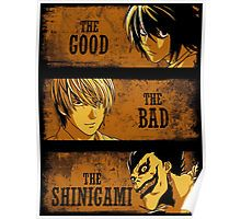 The Good, the Bad and the Shinigami Poster