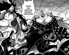 One Piece - the four emperors
