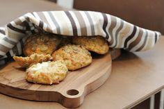Viljavapaa keittiö: Viljattomat porkkanasämpylät