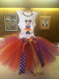 Fiesta Cinco de Mayo Minnie Mouse or Daisy Duck by SnappyGirls, $49.99