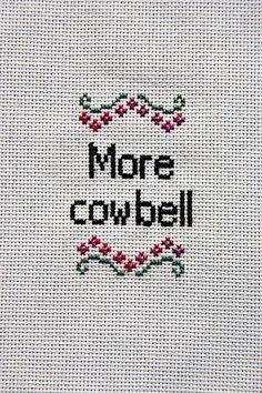 cross stitch by tommie