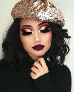Amazing Makeup Tricks and tips You Are unable to Live With out! - Popular Everything- Makeup Tricks and tips You Are unable to Live With out! Glam Makeup, Cute Makeup, Eyeshadow Makeup, Beauty Makeup, Hair Makeup, Yellow Eyeshadow, Glamorous Makeup, Gel Eyeliner, Eyeshadows